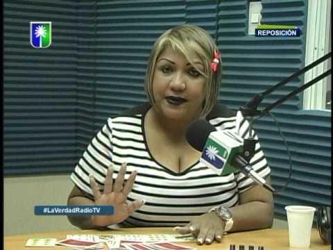Entrevista a la astróloga Mary Romero en La Verdad Radio TV