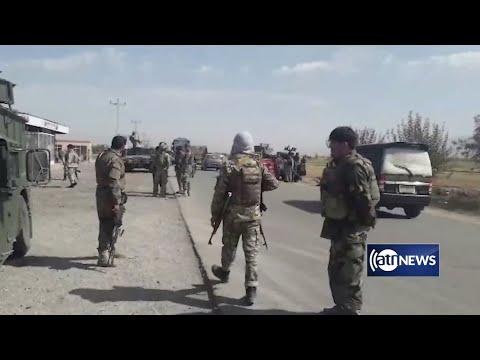 Taliban attack public police force base on Takhar-Kunduz highway