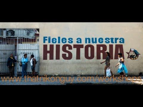 Cuba VLOG 2: Havana old town - street photography & exploring