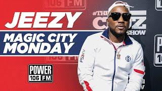 Jeezy Talks Magic City Monday, 50 Cent Rant, Political Views, New Album, And More!