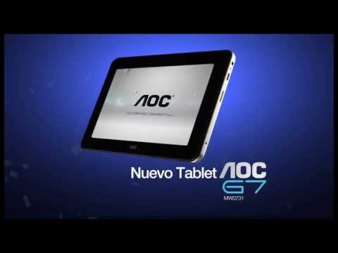 AOC Tablet G7