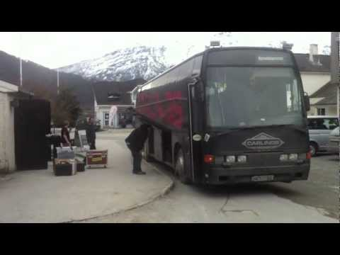 DJERV & Dunderbeist - Norway Tour 2012 - Part I