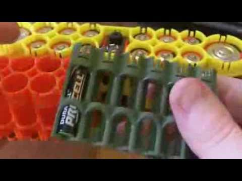 Обзор скассет для хранения батареек StorACell