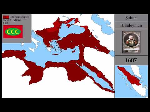 History of Ottoman Empire : Every Year