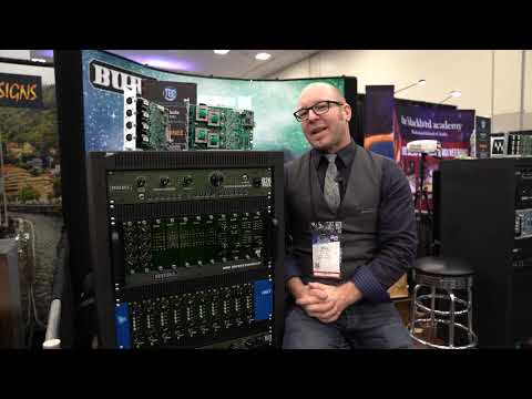 Burl Audio | Winter NAMM 2019 | Vintage King