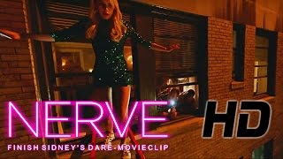 Nerve (2016) - Vee and Sydney Fight