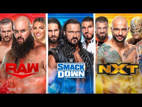 MI WWE DRAFT 2020 😲
