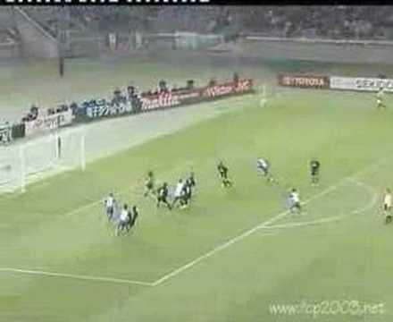 Juan Carlos Henao en un partido contra FC Porto