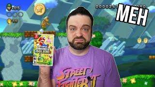 I REGRET Buying New Super Mario Bros U Deluxe   RGT 85