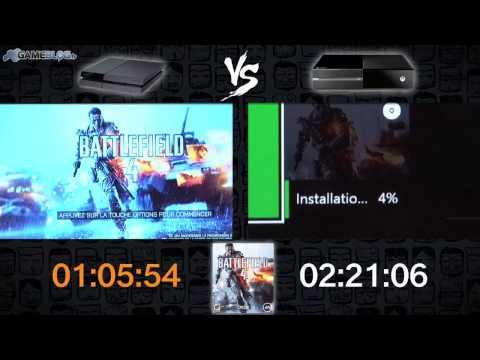comment installer bf4 sur xbox 360