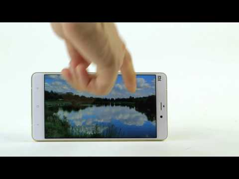 Xiaomi Mi Note Pro: Sunlight Display Test