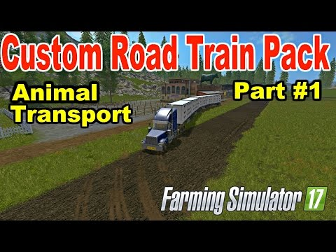 Custom Road Train Pack v2.0