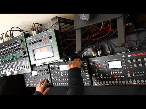 DL - Techno Live Set 2017 #05