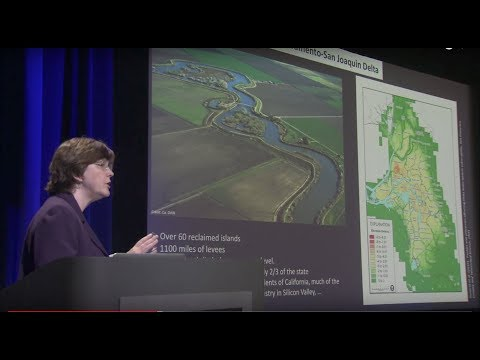 NASA Tech Safeguards CA Water (live public talk)
