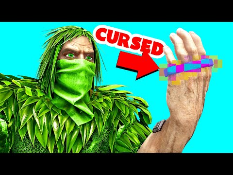 You Should NEVER Use This NEW CURSED Weapon! (Ark Survival Evolved)