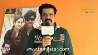 Shaker at Manal Naharam Movie Team Interview