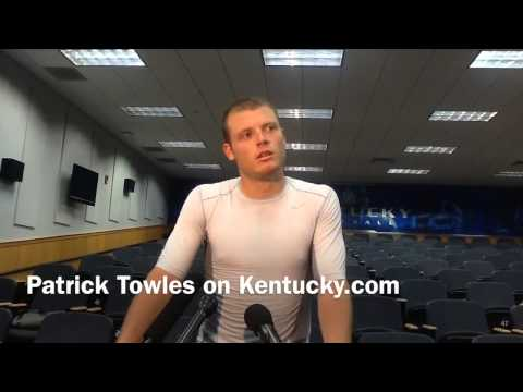 Patrick Towles Interview 9/2/2014 video.
