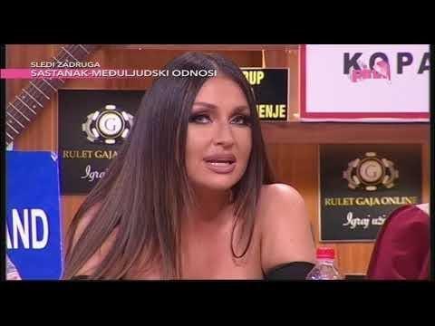 Ami G Show: Katarina Živković o Banetu, Luni i Slobi