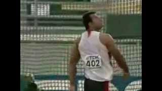 Discus Training Video