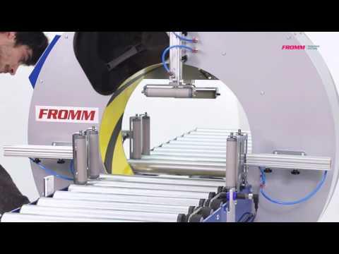 Horizontal Flow Wrapping Machine | Fromm FV350-50