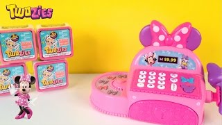 Check out this adorable toy review unboxing video of Minnie Mouse Boutique Mickey Mouse Clubhouse cash register! It's SOOOO cute! So of course we had to checkout some twozies and keep the adorableness going with this shopping cart of twozies playing and blind bag opening! Ahhhhh too much cuteness for one video.Become one of our interstellar fan club members by hitting subscribe! Our channel is out of this world fun! ! Be the first to know about our fun and educational out of this world fun toy surprise videos. Always clean, always fun! Our videos are out of this world fun and perfect for toddlers, infants, babies, pre-schoolers, school aged children. We are all about unboxing videos, toy reviews, play videos, fun DIY videos, Glitter Gliders and more! Channel link here: https://www.youtube.com/channel/UC4Cc...Check out some of our other princess and fun toy videos:Minnie Mouse magic microwave with MLP My Little Pony blind bags and Shopkins season 5! https://www.youtube.com/watch?v=ekt6CVHlvKEBaby Alive vs. Real Baby food challenge: https://www.youtube.com/watch?v=qP2ze6iRzjsElsa and Anna Frozen Toddler try to visit Disney World via Hello Kitty Airplane: https://www.youtube.com/watch?v=8BqMk4WGLuAHow to make a Shopkins Season 5 charm bracelet:https://www.youtube.com/watch?v=9fcds...Shopkins Beados Unboxing and toy review:https://www.youtube.com/watch?v=SA-tU...My Little Pony in Glitter Slime:https://www.youtube.com/watch?v=dXAJF...Giant Minion Mystery Surprise Egg:https://www.youtube.com/watch?v=E59lr...5 Must have toys for summer! Plus brand new Finding Dory blind bags! https://www.youtube.com/watch?v=qOmfC...