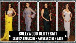 Kareena Kapoor, Anushka Sharma, Shilpa Shetty at the Deepika Padukone  Ranveer Singh Bash | DeepVeer
