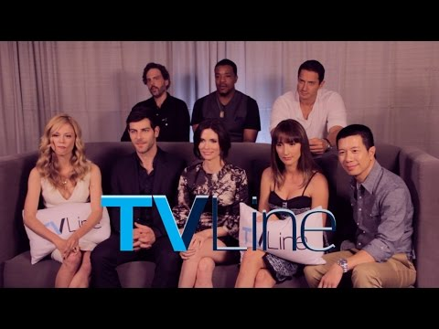 Grimm - Season 4 - TVLine Comic-Con Interview [VIDEO]