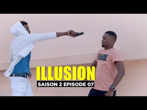Play this video ILLUSION  Гpisode 07 saison 2  Yvan fГЁ fizye Trankil