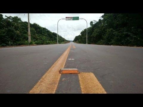 Governo entrega MA-334, interligando Riachão e Feira Nova