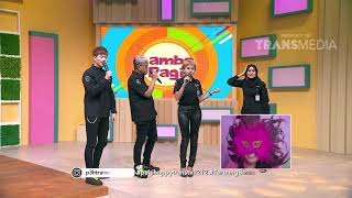 Video PAGI PAGI PASTI HAPPY - Bunda Maya Sindir Mulan Jameela Lewat Lagunya (12/12/2017) Part 2 MP3, 3GP, MP4, WEBM, AVI, FLV Desember 2018