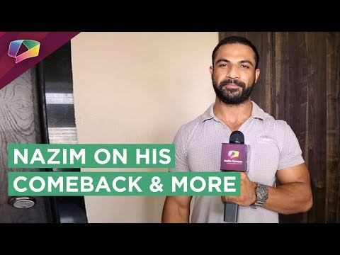 Mohammad Nazim Talks About His Comeback And PM Mod