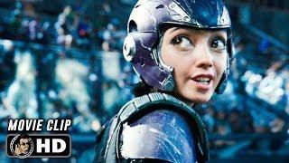 ALITA: BATTLE ANGEL Clip - Motorball Tryout (2019) by JoBlo HD Trailers