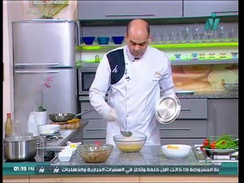 السمان المشوي والكسكسي بالمشمش مع خالد علي في رمضان