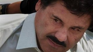 Mexican drug kingpin 'El Chapo' extradited to US