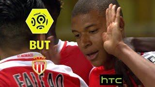 AS Monaco - AS Saint-Etienne (2-0) - But de Kylian MBAPPE (19'). Tous les buts de AS Monaco - AS Saint-Etienne en vidéo. Ligue 1 - Saison 2016/2017 - 31ème j...