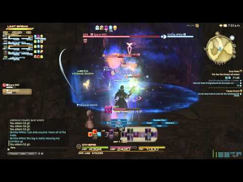 [PS4] Final Fantasy XIV ARR 2.3 – Tam Tara Deepcroft Hard