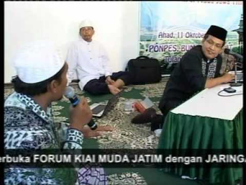 Dialog terbuka Forum Kiai Muda (FKM) vs ULIL ABSHAR (JIL) - part2 (end)