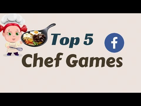 Top 5 Free Chef Games For Facebook