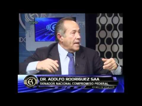 Adolfo Rodríguez Saá Breve Historia  de un proyecto político que cambio San Luis