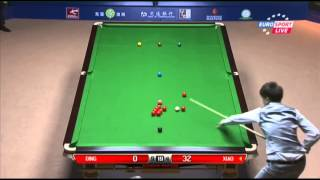 Xiao Guodong - Ding Junhui (Final Session + Ceremony) Snooker Shanghai Masters 2013