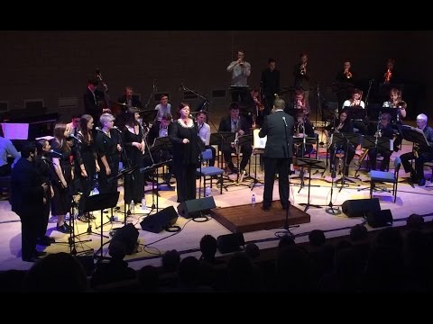 NYOS Jazz Orchestra Road to the BBC Proms 2016
