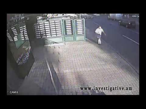 «Հայ մամուլի» կրպակից գողացել են քաղաքացու պայուսակը (տեսանյութ, լուսանկար)