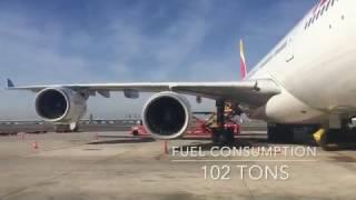 Video Airbus 340-600.Iberia.Madrid-Buenos Aires. (Cockpit view)1080hd MP3, 3GP, MP4, WEBM, AVI, FLV Agustus 2018