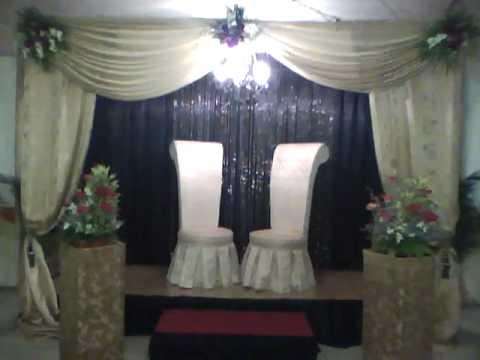 Khaaf Wedding Catering & Deco @ Kampong Arang 500pax