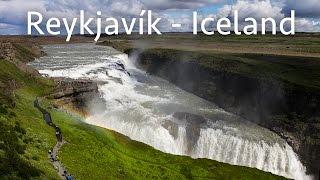 Iceland Reykjavík&Golden Circle - Travel Video About Icelandic Capital
