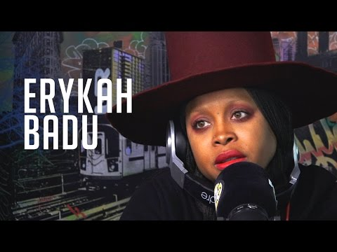 Erykah Badu Talks Wanting New Music From Andre 3K, Past Relationships & Kanye On Ebro In The Morning
