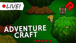 Let's play Adventure Craft, a Don't Starve-style indie RPG, streamed live on Sunday 2 July 2017.Subscribe: http://bit.ly/RandomiseUser  Patreon: https://www.patreon.com/randomiseuserRandomise User live streams cover a wide variety of indie games, old and new. Live schedule: Sundays 7pm UK time (11am PST/2pm EST)Live archive: https://www.youtube.com/playlist?list=PLLvo6-XrH1fkjzMybRzWSAsbZdFZELUsL-----------------------------Buy Adventure Craft: http://store.steampowered.com/app/624890/Adventure_Craft/-----------------------------Thanks for watching this live indie stream! Here's some of our video series:Rain World: https://www.youtube.com/watch?v=fQQZc9Afolk&list=PLLvo6-XrH1fmiwoAZLGIv0_jLTvc1jLRM&index=1Oxygen Not Included: https://www.youtube.com/watch?v=aHjCVBPKmTE&list=PLLvo6-XrH1fk3GeVnlFdhiSfLlIEzR_M5&index=17 Days to Die: https://www.youtube.com/watch?v=YP0q0l0GOr4&index=1&list=PLLvo6-XrH1fkyUjyN353kM0Wb1QqOU9FtLet's play indie games! (one-offs) https://www.youtube.com/playlist?list=PLLvo6-XrH1fnvqfQI4mhyXJu5Y7hcS5vC-----------------------------Randomise User is the home of the best indie games on YouTube. Subscribe to Randomise User: http://bit.ly/RandomiseUserWatch Randomise User live: https://www.youtube.com/c/randomiseuser/liveHelp support the channel on Patreon: https://www.patreon.com/randomiseuserRead latest channel news on Twitter: https://twitter.com/RandomiseUser
