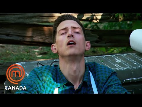 Matt Collapses & The Judges Help The Teams! - MasterChef Canada | MasterChef World