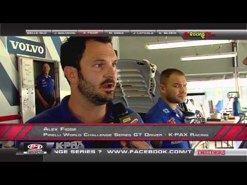 Alex Figge Interviewed on The Racing Insiders