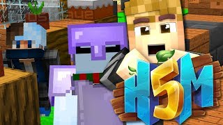SOMEONE STOLE MY DIAMONDS! | HOW TO MINECRAFT 5! (H5M) Ep.19
